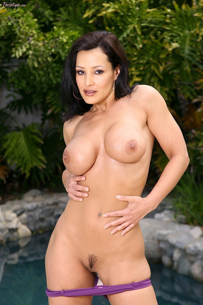 Lisa Ann Shaved